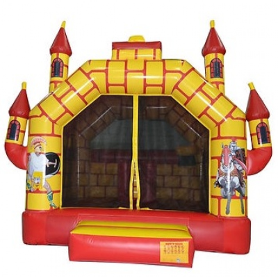 Knight Bounce House Combo